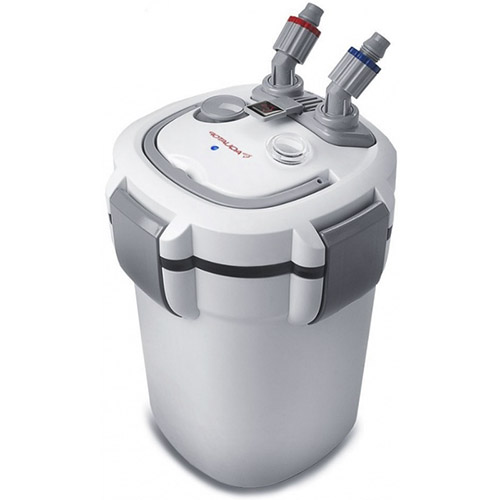 AquaTop 550 GPH Forza FZ13 UV Aquarium Canister Filter with Sterilizer
