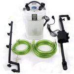 Sunsun HW-303b 370 GPH Pro Canister Filter Kit With 9 Watt Uv Sterilizer
