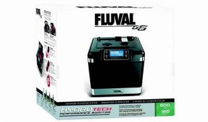 G6 fluval g series aquarium water canister filter for fish tanks review